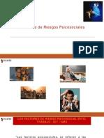 Presentación Protocolo Riesgos Psicosociales