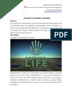 Ensayo Inmersión SECOND LIFE II