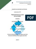 Informe N°1 Motores
