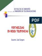Portabilidad en Redes Telef