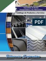 Beltservice Corporation - Catalogo de Bandas.