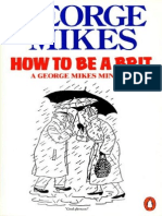 George Mikes-How to Be a Brit-Penguin Putnam Trade