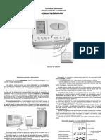 Manual de Utilizare_termostat Computherm 004rf