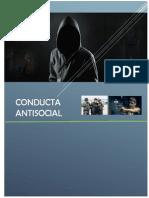 Conducta Antisocial Oficial (5)