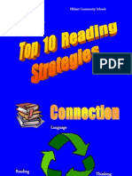 reading strategies-overview