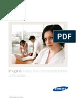 OfficeServ 7030 Brochure Español