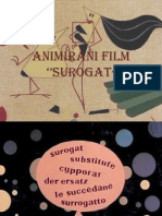 Animirani Film ''Surogat''