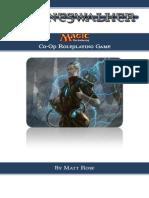 Planeswalker MTG RPG 3rd Edition 9-10-13