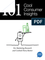 101CoolConsumerInsights CivicScience eBook