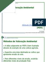 Metodo de Valoração Ambiental