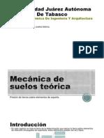 Mecánica de Suelos Teórica