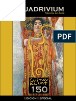 Quadrivium - Vol. 1-Nro. 1- Edición Especial -Gustav Klimt - Abril 2012