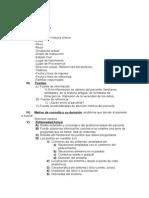 2 Instructivo Para La Realizacion de Una Historia Clinica