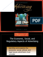 3, The Economic, Social, And Regulatory Aspects of Advertising