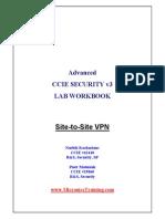 Site 2 Site VPNs