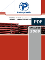 Petroplastic Sa - Catalogo - Homologaciones - 2010