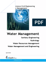 Study Guide Water Management April 2013
