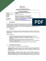 _Programa Sistema e Instituciones Internacionales_GonzaloAlvarez
