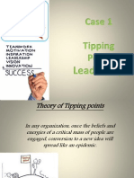 Tipping-Point- Leadership and a Survival Guide for Leaders (Group # 09)