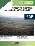 Manejo y Diseño de Sistemas Agrícolas Sustentables