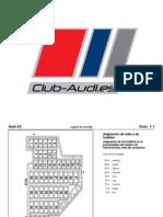 A3 8P BKD Fusibles y Rels