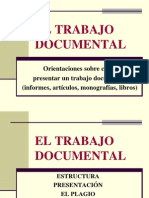 El Trabajo Documental Cerp Florida