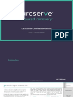ArcserveUDP Pricing Licensing Summary v1