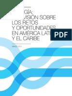 Energía. Una Visión Sobre Los Retos y Oportunidades en América Latina. 2013