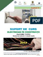 suport de curs ELECTRICIAN