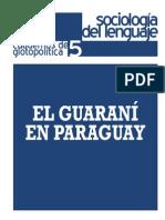 Cuaderno Glotopolítica 5 (Paraguay)