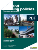 Land and Planning Policies
