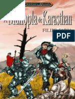 Filipe Faria - Cronicas de Allaryia - Vol I - A Manopla de Karasthan