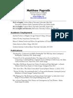 Paproth CV 2014 Public