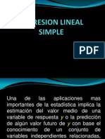 A.4 Regresion Lineal Simple