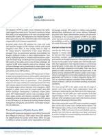 Readings on ERP Public-Sector-ERP Chapter20