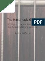 The Handmade Guitar