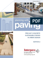 Planning With Paving