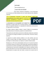 Artículos Del Dr. Jorge Carvajal