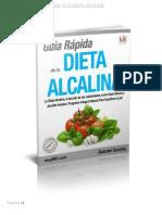 Gabriel Gavina Sanar y Adelgazar La Dieta Alcalina