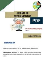 Experimentos Dca 2013