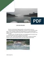 Cascada Niagara Compunere