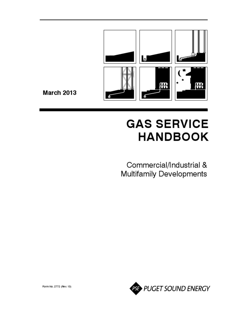 Gas Service Handbook: March 2013