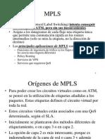 MPLS Seminario