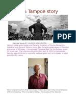 The Bala Tampoe Story