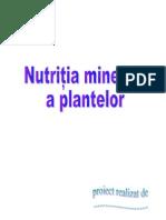 NUTRIfIA PLANTELOR