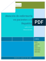 Hepatitis Informe