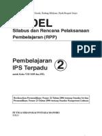 Silabus Rpp Ips Terpadu Smp Kelas Viii