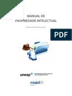 Unesp Nead Manual Propriedade Intelectual