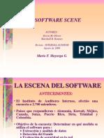 La Escena Del Software en Auditoria