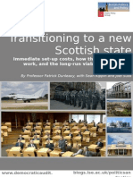 Transitioning to a New Scottish State - PD